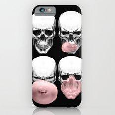 Skulls chewing bubblegum Slim Case iPhone 6s