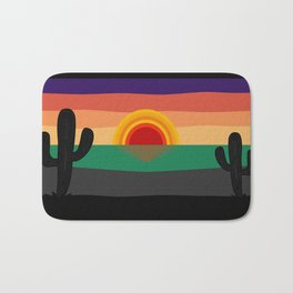 Desert Beach Bath Mat
