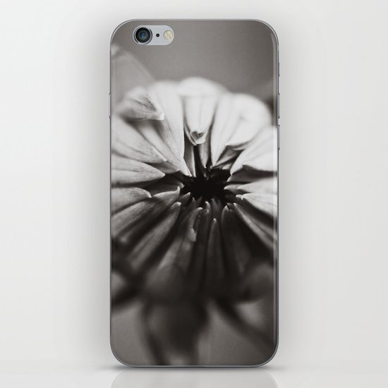 Ready to Bloom iPhone & iPod Skin