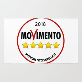 2018 Five Star Movement's Loo Rug