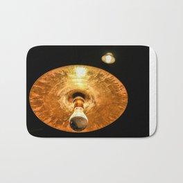 Cymbal Lamp Bath Mat