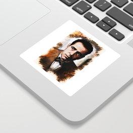 Humphrey portrait Sticker