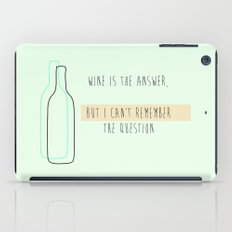 question? iPad Case