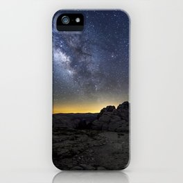 Mount Hoffman iPhone Case