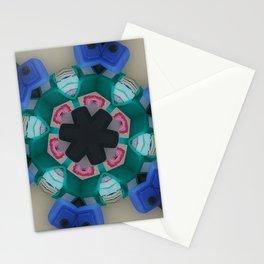 Kaleidoscope Decor 11 Stationery Cards