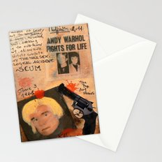 KILL ANDY Stationery Cards