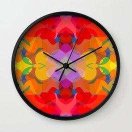"""Graphic"" Wall Clock"