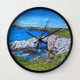 Gromllech Rock Arch Wall Clock