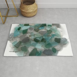 An Ocean of Mermaid Tears Rug
