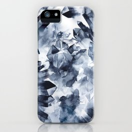 Smokey Crystals iPhone Case