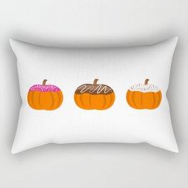 Basic Pumpkin Patch Rectangular Pillow
