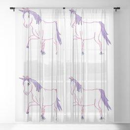 Twinkle Toes Sheer Curtain