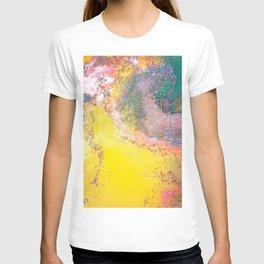 Random Bliss #abstract #modernart T-shirt