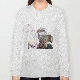 Electronic Eye Long Sleeve T-shirt
