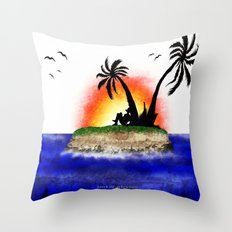ALOHA  – 065 Throw Pillow