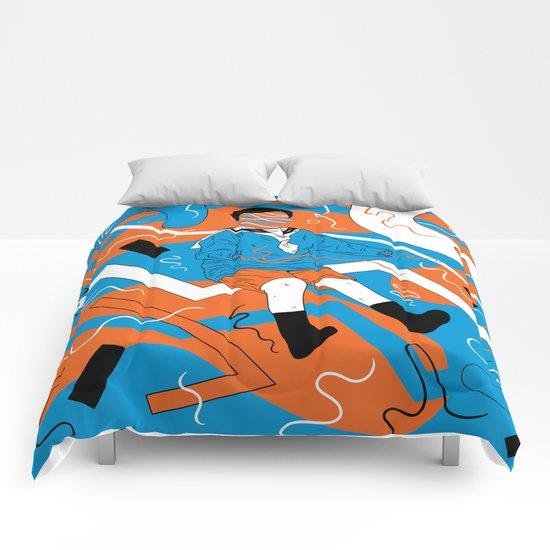 rollin Comforters