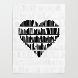Book Lover II Poster