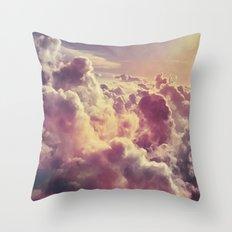 Clouds1 Throw Pillow