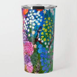 Life is a Tapestry Travel Mug