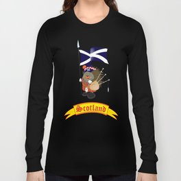 Greetings from Scotland Long Sleeve T-shirt