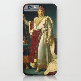 François Gerard - Napoleon Bonaparte iPhone Case