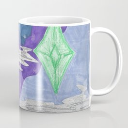 the outer unseen Coffee Mug