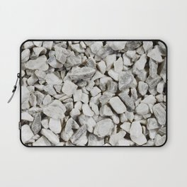 Stone Marble Chips Laptop Sleeve