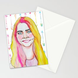 Cara Arrow Stationery Cards