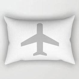 Aviation Geek Rectangular Pillow