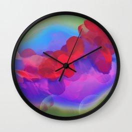 Dream Reflections Wall Clock