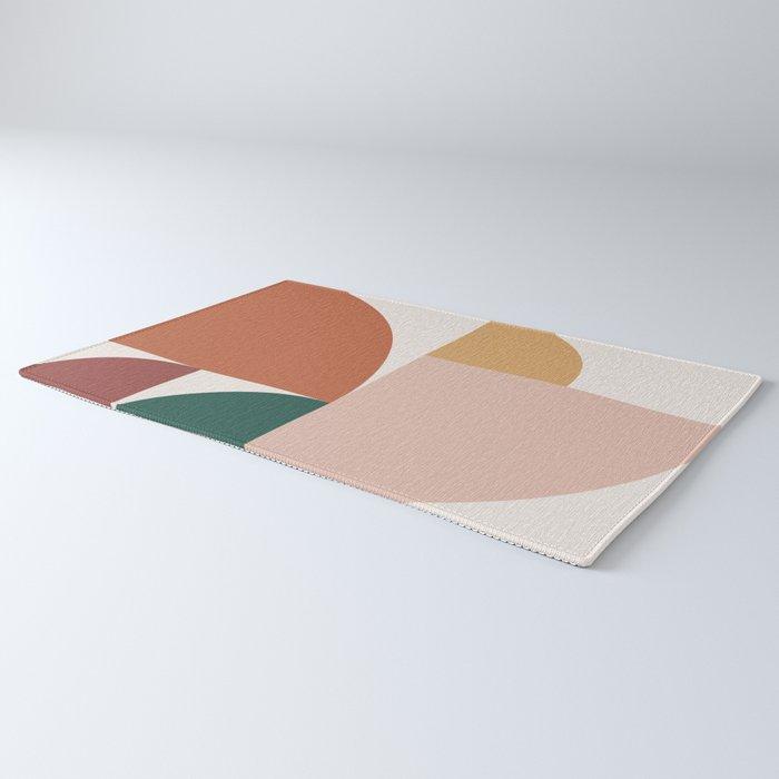 Abstract Geometric 10 Rug