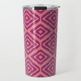 Sumatra in Pink Travel Mug