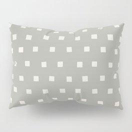 painted squares-grey Pillow Sham