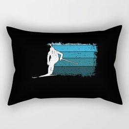 Biathlon Biathlon Shooting Range Biathlon Air Rectangular Pillow