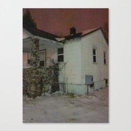 Bleak House Canvas Print