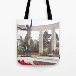 The Normandy Memorial Tote Bag