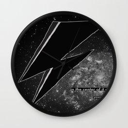 Blackstar Wall Clock