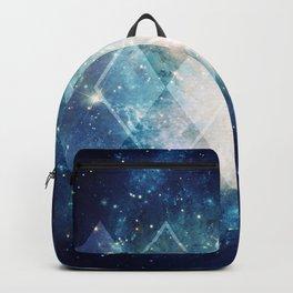 Shining Nebula - Blue Backpack