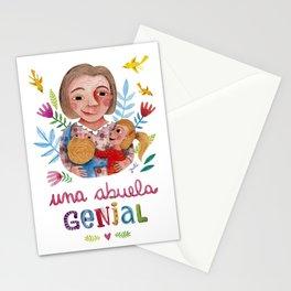 Una abuela genial! Stationery Cards