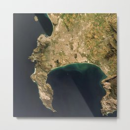 Cape Town, South Africa Metal Print