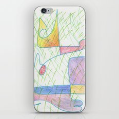 Hybrid 4 iPhone & iPod Skin