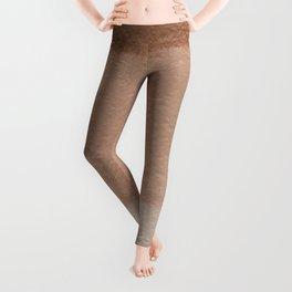 Dusty Rose Ombre Leggings
