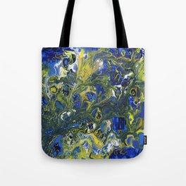 Seaweed in the Surf Tote Bag
