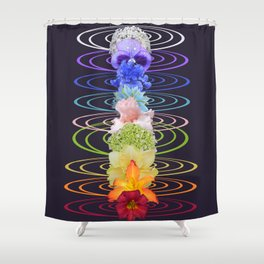 Chakra Shower Curtain