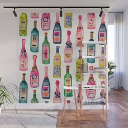 Champagne Collection Wall Mural