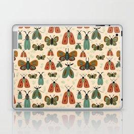 Minty butterflies Laptop & iPad Skin