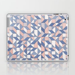 Shifting geometric pattern Laptop & iPad Skin