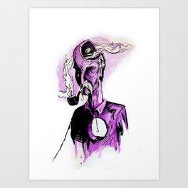 IT IS A TRAP Art Print