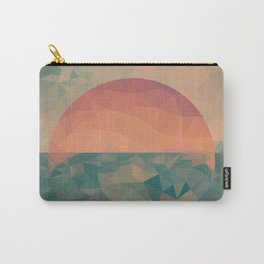Tycho Sunrise Carry-All Pouch