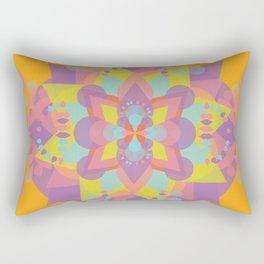 Ajna Chakra Rectangular Pillow